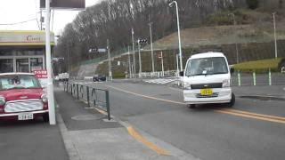 2011年3月17日 午後の計画停電中 キャメルオートの前の交差点の様子です...