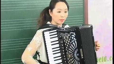 [뮤직필드] 다뉴브강의 잔물결 - 아코디언 연주 이철옥 선생님 Donauwellen Walzer played by Lee Cheol-Ok on Accordion