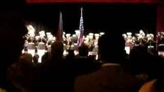 National Anthem-Marine Corps Band