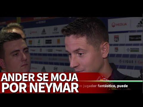 """ander-herrera:-""""neymar-puede-ser-balón-de-oro-el-próximo-año""""- -diario-as"""
