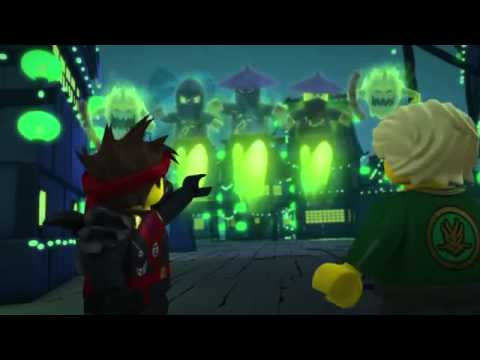 Lego Ninjago Nya the Master of Water vs Morro