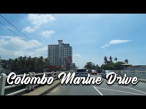 Colombo Marine Drive