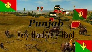 Empire Total War | Punjab | The Punch Jabbian Empire | EP1