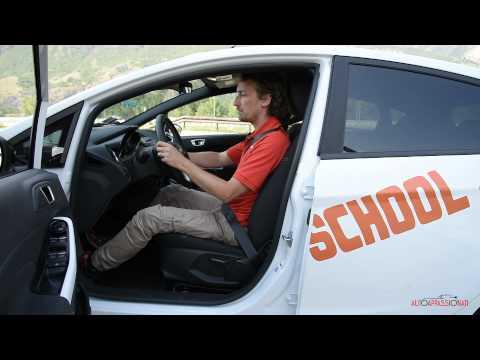 Posizione corretta di guida #BackToSchool