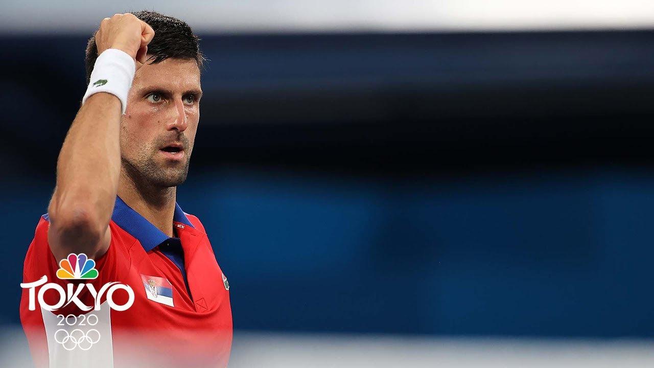 Novak Djokovic upset in Tokyo Olympics tennis semifinals by ...