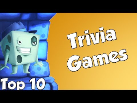 Top 10 Trivia Games - with Tom Vasel