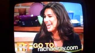 lea michele on the rachael ray show
