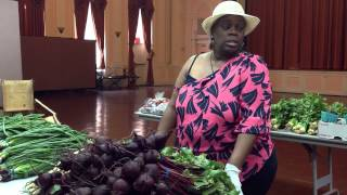 Cornell's NYC Food Hubs Program: First Presbyterian Church in Jamaica, Queens