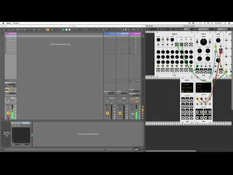 VCV Rack and Ableton Live using the Bridge | Switched On Rack