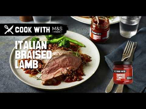 M&S   Cook With M&S... Italian Braised lamb