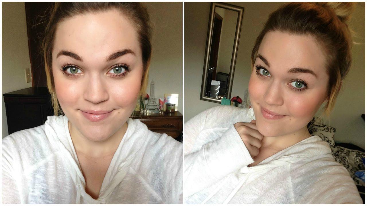 the no makeup makeup tutorial