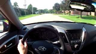 2013 Hyundai Veloster RE:MIX Edition - WR TV POV Test Drive(For the best video experience, we recommend wearing a good set of headphones. The audio in this video was recorded with binaural microphones that, when ..., 2013-08-28T20:53:08.000Z)