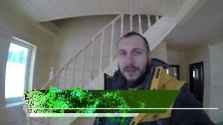 Обзор деревянной лестницы в доме