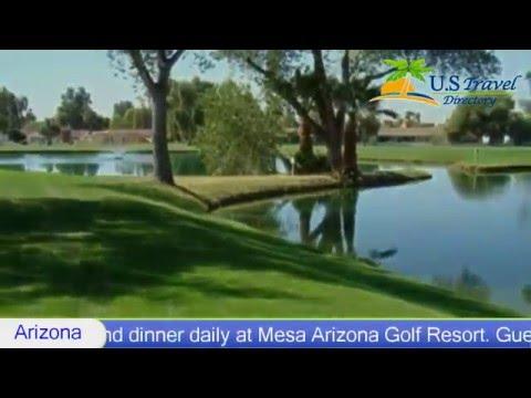 Arizona Golf Resort, Spa and Conference Center Hotel - Mesa,Arizona