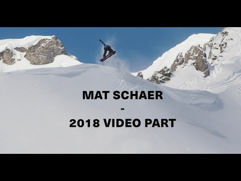Matt Schaer 2018 Backcountry Full Part