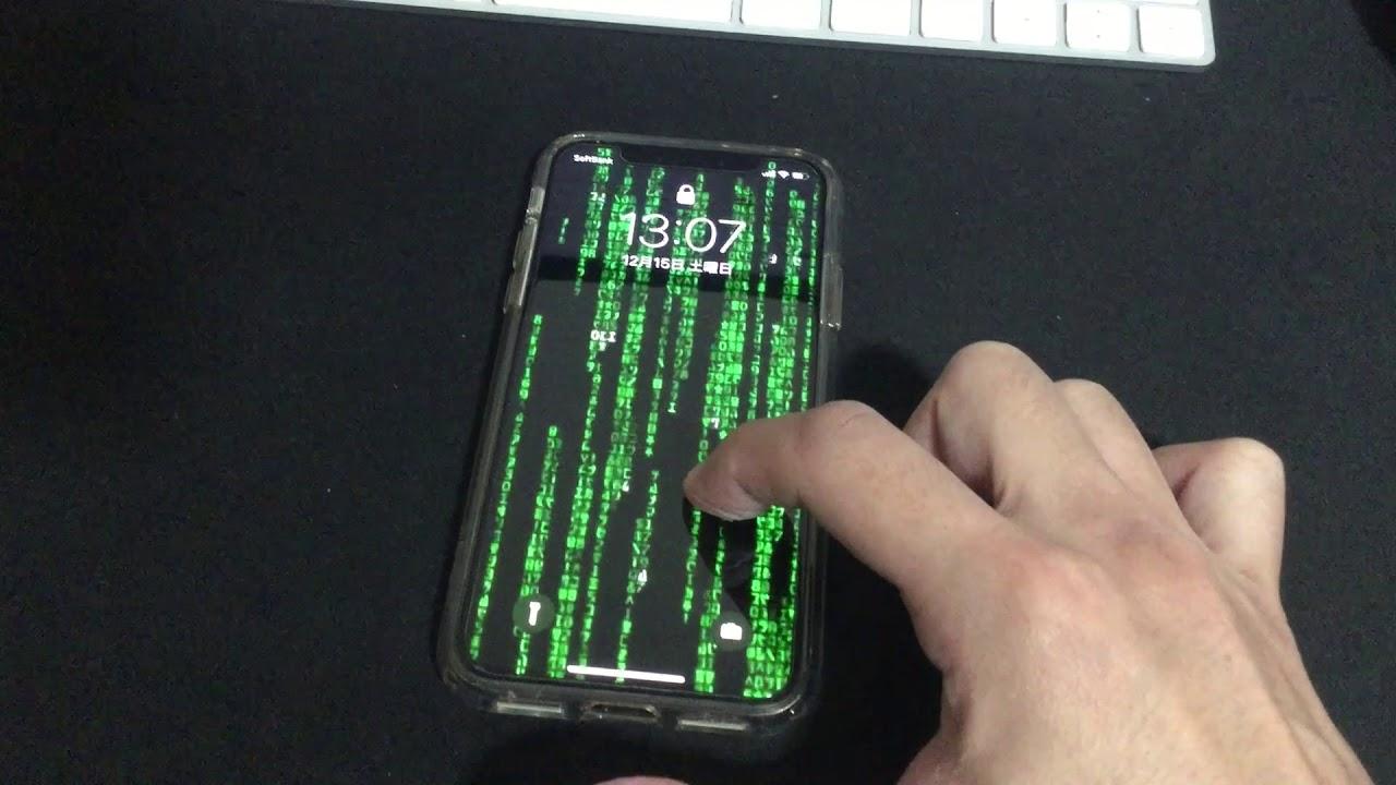 Iphoneで動く壁紙を作る Live Photos Macガレージ