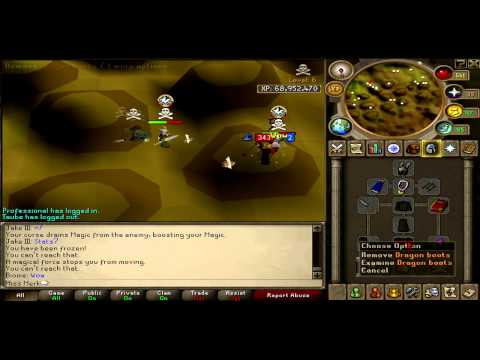 [Rs] iMerked-u Mini Vid 1 New Wilderness Pking bloopers/clips