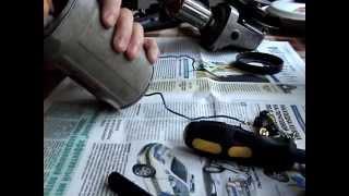 ремонт болгарки сгорел статор