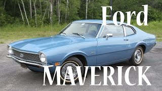 1971 Ford Maverick For Sale or Trade. All Original! motorlandamerica.com