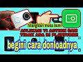 Gambar cover CARA DOWNLOAD APLIKASI YI ACTION CAMERA | tidak ada di play store