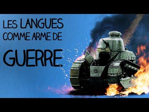 Les langues comme arme de guerre (Code-talker & Schibboleth) - MLTP#11