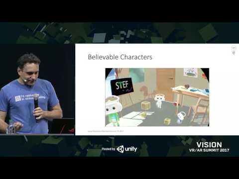 Vision 2017 - Making Magic Across Both the Virtual and Real World at PlayStation