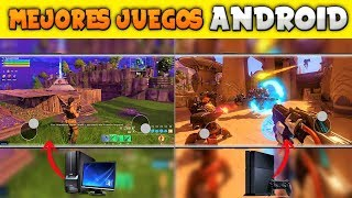 Mejores Copias De Juegos FAMOSOS Para Android Fortnite GTA V Overwatch Friday 13th 2018