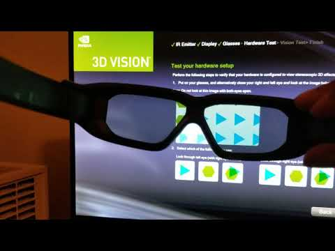3d Vision Setup