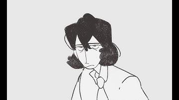 if Aizawa was gay // erasermic animatic
