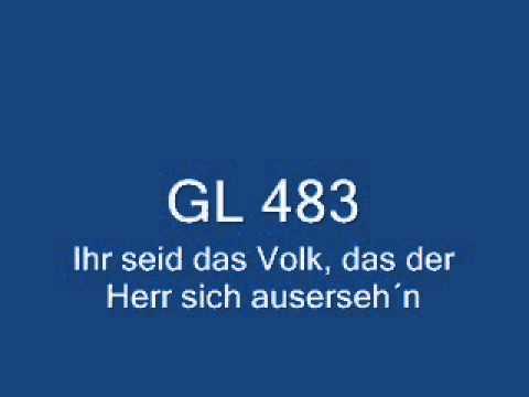 Gotteslob 483