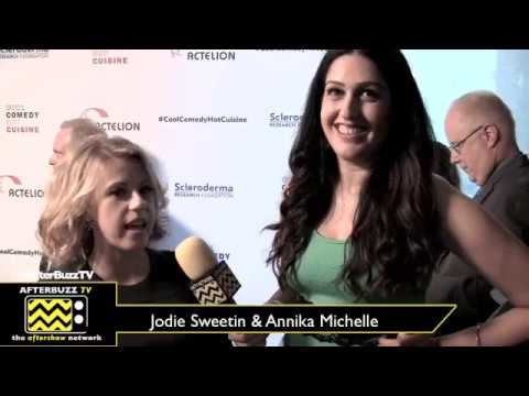 Fuller House Jodie Sweetin Interview