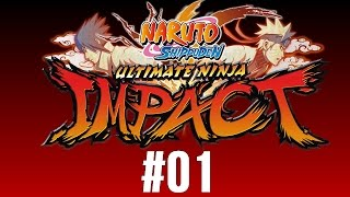 Naruto Shippuden Ultimate Ninja Impact Walkthrough Part 1 Naruto Vs Sakura