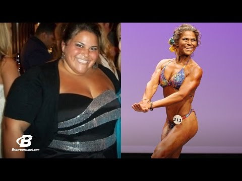 A Journey From Bariatric Surgery To Bodybuilding | Lyss Remaly Transformation Story
