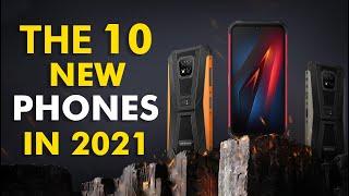 10 Best New Smartphones in 2021