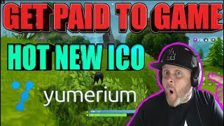 Make Money Gaming With Games Like Fortnite Check Out Hot New ICO Yumerium