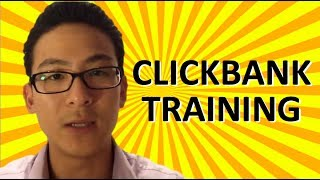 How To Use Clickbank For Beginners - Clickbank Training