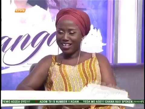 Gangaa Chat Room With Diana Hamilton - Adom TV (8-2-19)