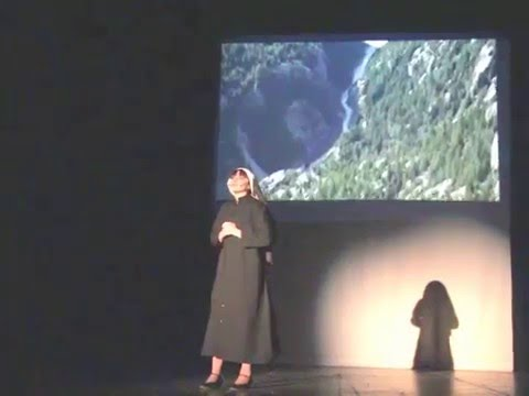 Maya Kharem performs as Maria in Rogers and Hammerstein's 'The Sound of Music'