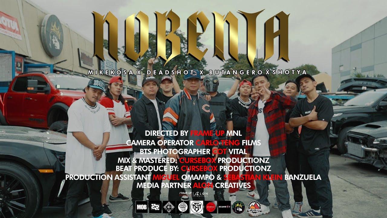Download Nobenta - Mikekosa, Deadshot, Butangero & Shotya (Official Music Video)