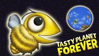 - МИЛАЯ ПЧЁЛКА СЪЕЛА ПЛАНЕТУ, ЭВОЛЮЦИЯ ПЧЕЛЫ Tasty Planet Forever