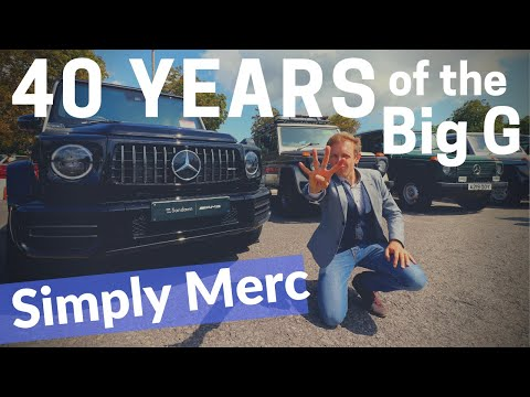 simply-mercedes-2019---uncovering-40-years-of-g-class-with-exclusive-stories