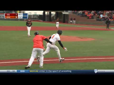 Oregon State Beavers - Beavers bounce back hit 3 homers in 5-2 win over USC!
