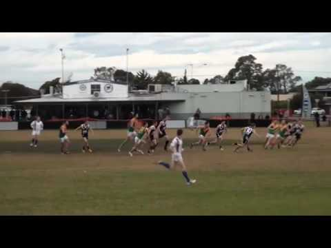 WRFL SEN 15 DIV1 RD13 Hoppers Crossing Vs Spotswood 1st Half.mp4