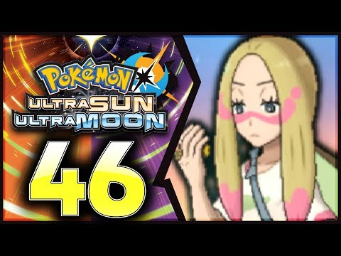 Pokemon Ultra Sun and Moon: Part 46 - Mina's Trial! [100% Walkthrough]