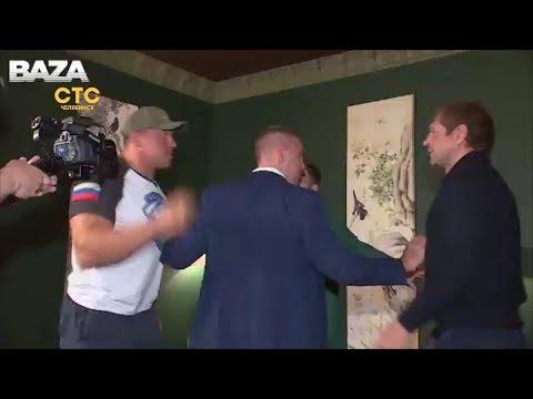Потасовка Кокляева и Емельяненко попала на видео