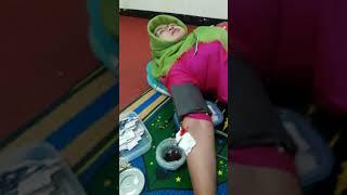 Terapy al fashdu Bu yayah dengan keluhan kolesterol,,amelia 082114832427