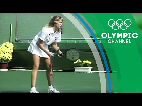 The Only Athlete to Ever Win the Golden Slam | Olympic Classics