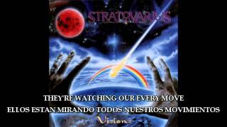 Stratovarius - Forever Free (English - Español)