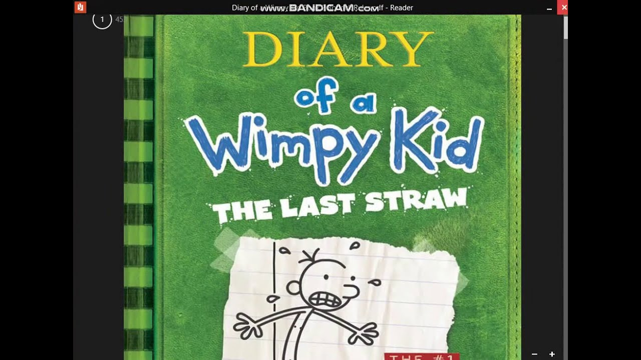 Diary Of A Wimpy Kid Books 1 12 Pdf Download Links Youtube