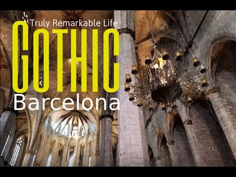 Gothic Barcelona - Palace, Basilica, La Rambla & more!  |  Truly Remarkable Life